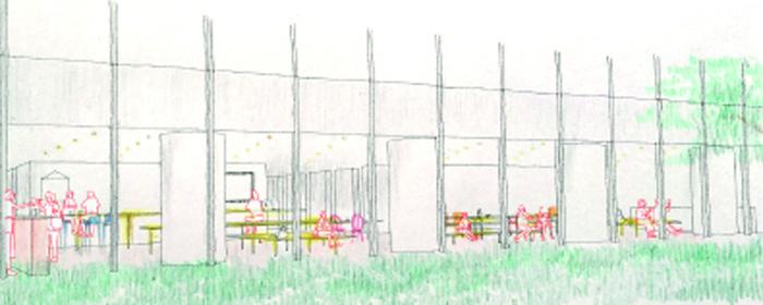神戸市役所市民ロビー改装設計プロポーザル(次点)-3