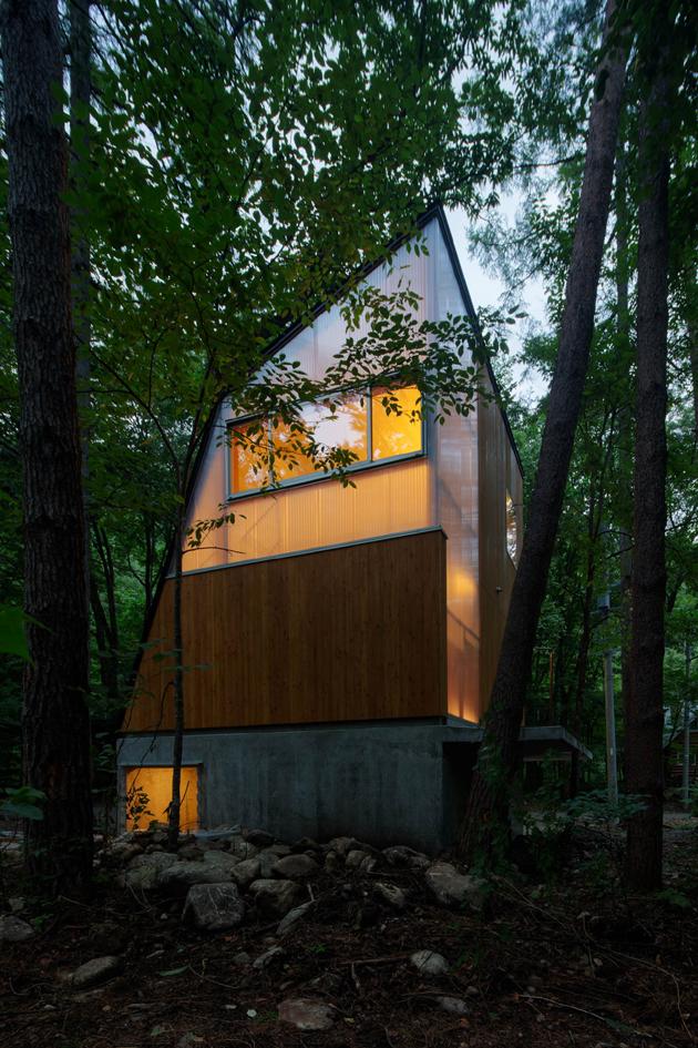 森のゲストハウス-12