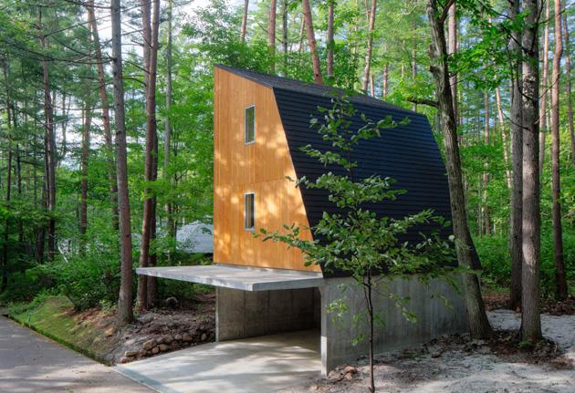 森のゲストハウス-3