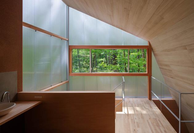 森のゲストハウス-6