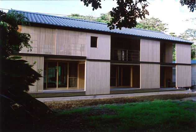 ガジュマルハウス 種子島の家-2